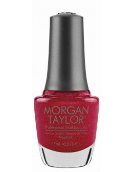Morgan Taylor Nail Lacquer Wrapped In Glamour Collection 0.5oz - Rocking My Stocking