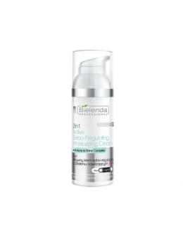 Bielenda 2in1Active sebo-regulating anti-aging cream +40 50ml