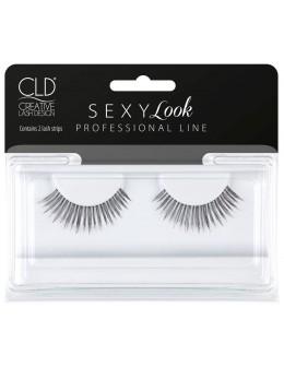 Rzęsy w pasku CLD Sexy Look nr 18