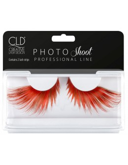 CLD PHOTO Shoot Red Lashes No 1