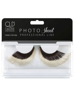 CLD PHOTO Shoot White Lashes No 1