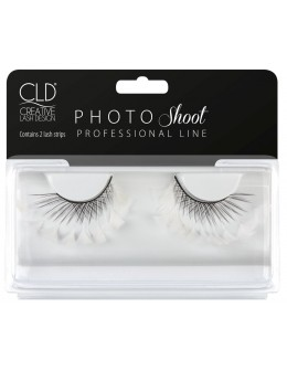 CLD PHOTO Shoot White Lashes No 3
