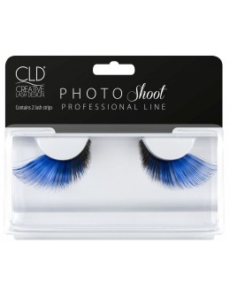 CLD PHOTO Shoot Blue Lashes No 3