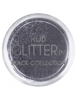 Brokat RUB GLITTER BLACK COLLECTION-1