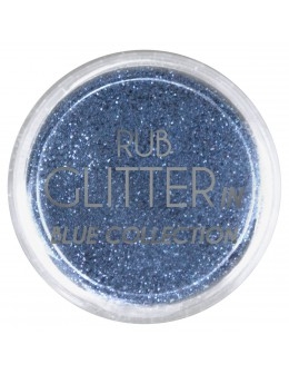 Rub Glitter in Blue Collection - 2