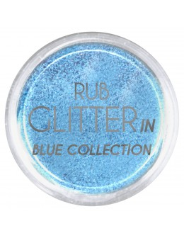 Brokat Rub Glitter in Blue Collection - 3