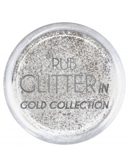 Brokat Rub Glitter in Gold Collection - 3