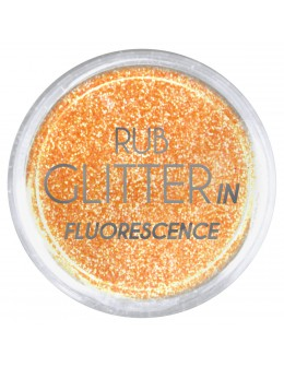 Brokat Rub Glitter in Fluorescence - 2