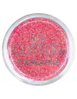 Brokat Rub Glitter in Fluorescence - 3