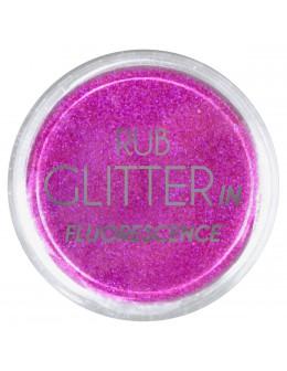 Brokat Rub Glitter in Fluorescence - 4