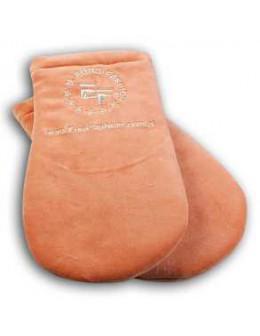 Rękawice ocieplane EF (para) - pomarańczowe