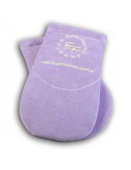 Rękawice ocieplane EF (para) - fioletowe