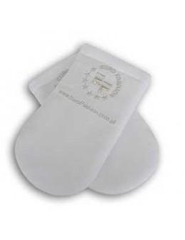 Rękawice ocieplane EF (para) - białe