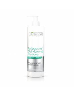 Bielenda Antibacterial Gel Make-up Remover