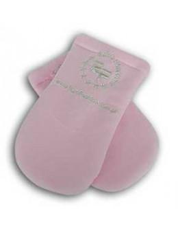 Rękawice ocieplane EF (para) - jasno różowe