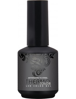 Elegance Thermo Color Gel 15ml - Blue to Greyish Blue