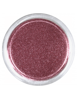 EF Glitter Dust no 004 - metallic pink