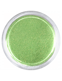 EF Glitter Dust no 004 - Light Green