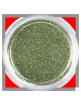 Brokat drobny nr 004 - zielony metaliczny