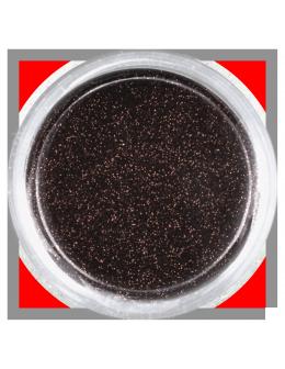 Brokat drobny nr 004 - brązowy
