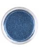 Brokat drobny nr 004 - niebieski metaliczny