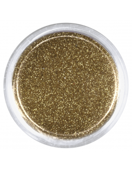 EF Glitter Dust no 004 - light gold