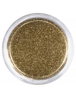 EF Glitter Dust no 004 - light gold