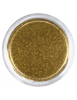 EF Glitter Dust no 004 - gold