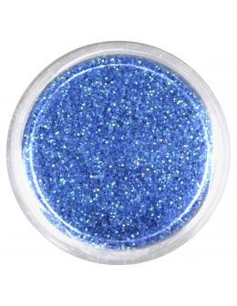 Brokat drobny nr 004 - błękitny