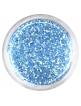 Brokat drobny nr 008 - niebieski, opaliujący