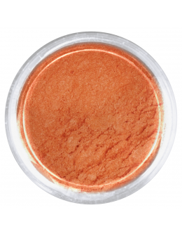 EF Glitter Dust - orange, opalescent