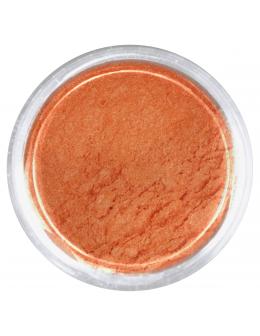 Pigment - pomarańczowy, opalizujący