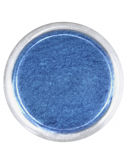 EF Glitter Dust - navy blue, opalescent
