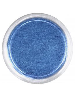 Pigment - granatowy, opalizujący