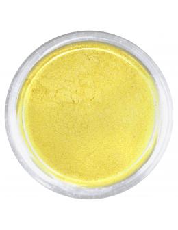 EF Glitter Dust - neon yellow