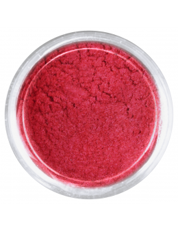 Pigment - czerwony, opalizujący