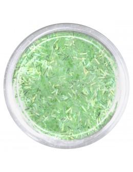 Trawka drobna - zielona opalizująca