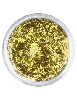 EF Glitter Grass Thin - gold