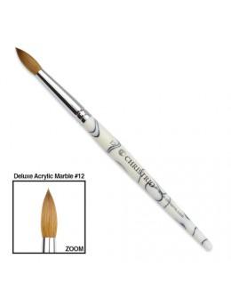 Pędzelek do akrylu Christrio Acrylic Brush nr 12