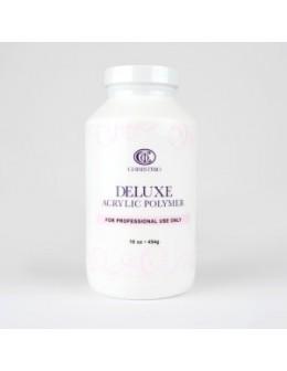 Puder do masy akrylowej Christrio Deluxe Acrylic Polymer Dark Pink - 0,5 kg - ciemno różowy