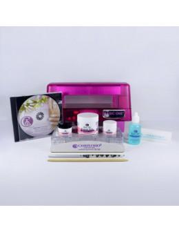 Zestaw żelowy UV Christrio Basic One Gel Kit