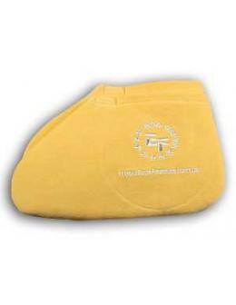 Skarpety ocieplane EF (para) - żółte