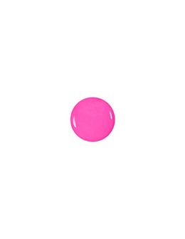 Kolorowy żel do trwałego zdobienia Christrio Basic One Designer Gel - 7 ml - Neon Pink
