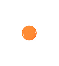 Christrio Basic One Designer Gel - Orange, 1/4 oz