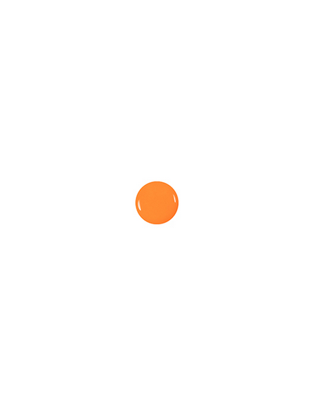 Kolorowy żel do trwałego zdobienia Christrio Basic One Designer Gel - 7 ml - Orange