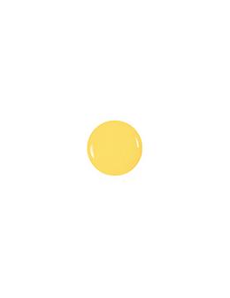 Kolorowy żel do trwałego zdobienia Christrio Basic One Designer Gel - 7 ml - Yellow
