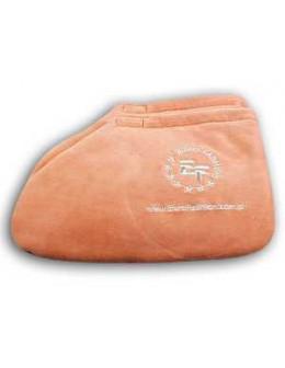 Skarpety ocieplane EF (para) - pomarańczowe
