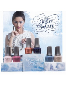Morgan Taylor Nail Lacquer Casual Cool Spring Display 12pcs