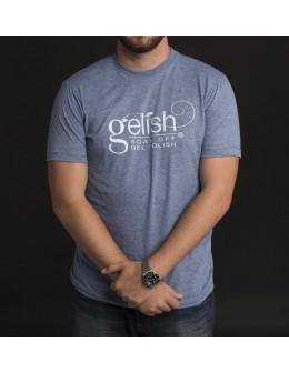 Gelish Koszulka męska Men's T-Shirt Blue