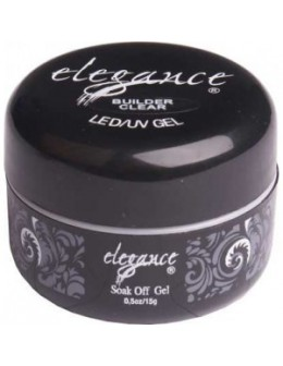 Żel Elegance Soak off Led/uv Gel 15g Clear